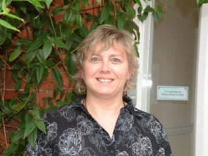 Davina Hutchinson - Head of Finance at Cymryd Rhan