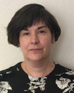 Hayley Waaler- people manager at Cymryd Rhan