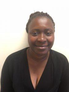 Ingrid Hunter, team leader for Cymryd Rhan in our Wrexham adult social care team